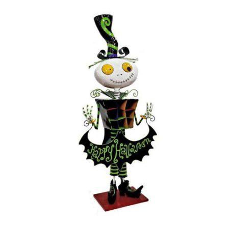 "Short Iron Halloween Figurine ""Antonio"""