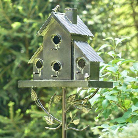 Classic Condo Style Birdhouse