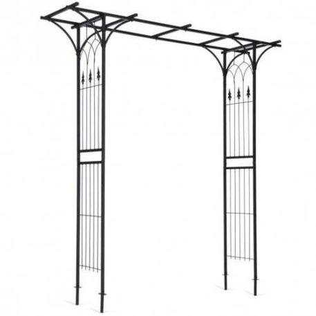 Steel Pergola Archway