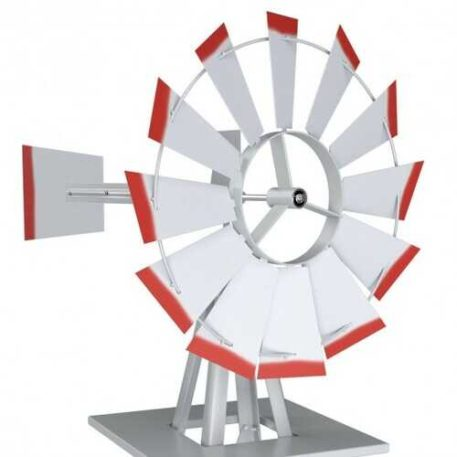 8 Ft Windmill Yard Decoration